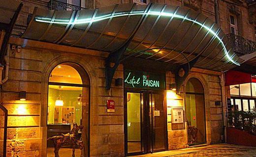 Hôtel du Faisan
