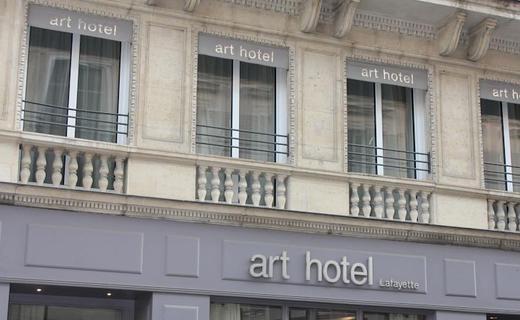 Art Hôtel Lafayette